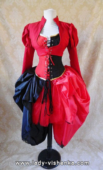 65. Queen of Hearts Costume