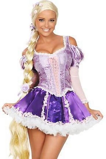 1. . Rapunzel dress
