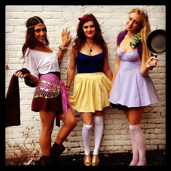 14. Rapunzel dress