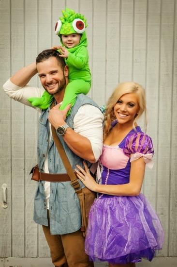 15. Rapunzel dress