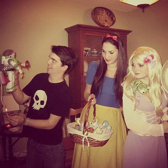 22. Rapunzel dress