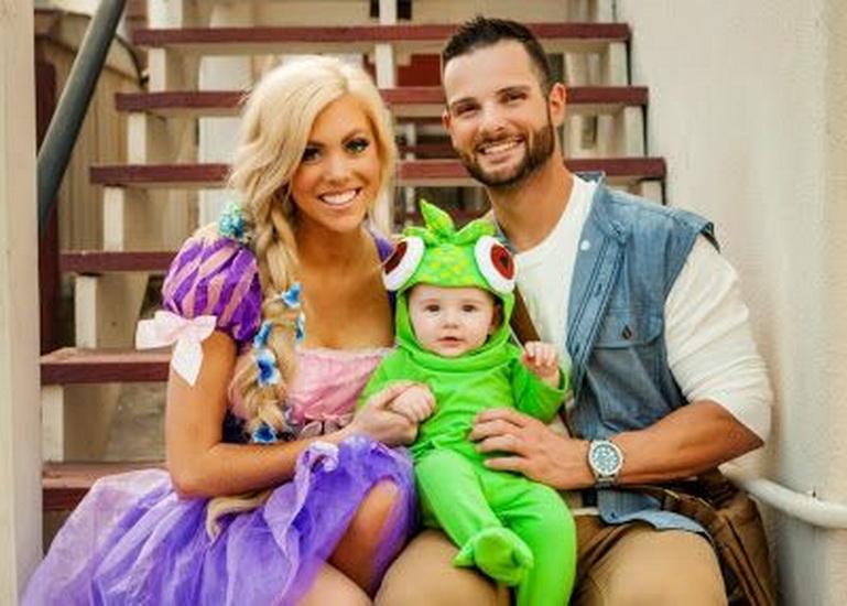 5. Rapunzel dress