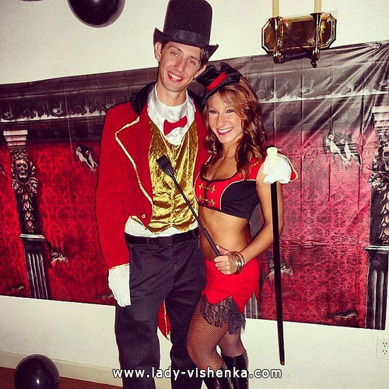 14. Sexy Couples Halloween costumes