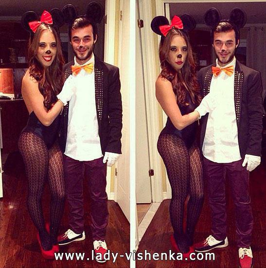 15. Sexy Couples Halloween costumes