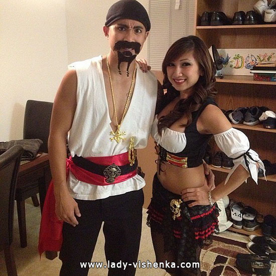 16. Sexy Couples Halloween costumes