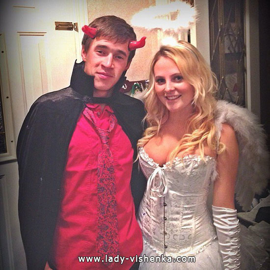 2. Sexy Couples Halloween costumes