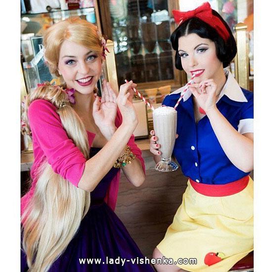 Snow white ideas for Halloween