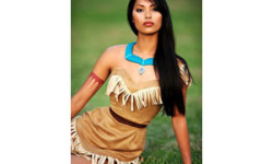 Pocahontas costume (adult)