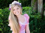 Princess Rapunzel Halloween Costume for adults
