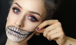 24. Scary Halloween Makeup